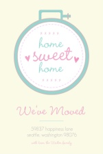 Home Sweet Home Stitch
