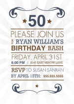 Western Birthday Bash for 50th Birthday