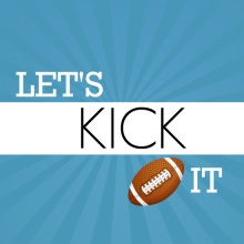 Kick Off Football Invitation