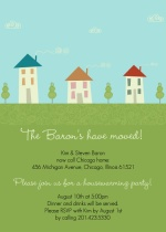 Neighborhood Housewarming Party Invitation