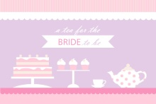 Pink Tea Bridal Shower