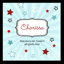Welcome new Student Star