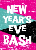NYE Bash New Years Invitaiton