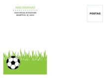 Cones And Flags  Soccer Full Envelope