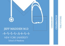 Blue Scrubs  Medical School Booklet