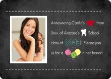 Graduation Announcement Icon  Dental School