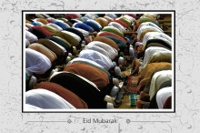 Eid Prayer